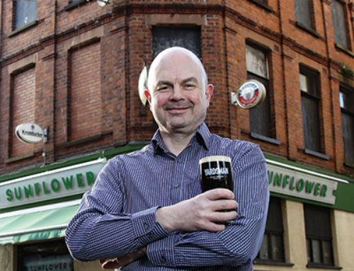 Belfast Bar Removes Global Beer Brands
