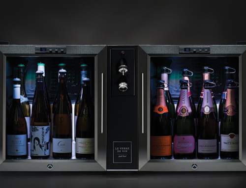New Wine & Champagne Preservation System