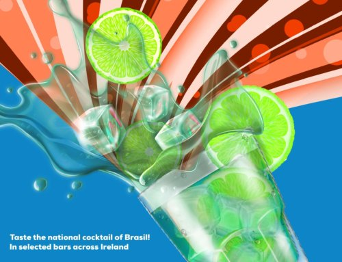 "First ""Caipirinha Month"" in Ireland this summer"