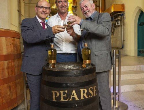 Pearse Lyons Distillery celebrates limited release 5- Year- Old Single Malt Irish Whiskey