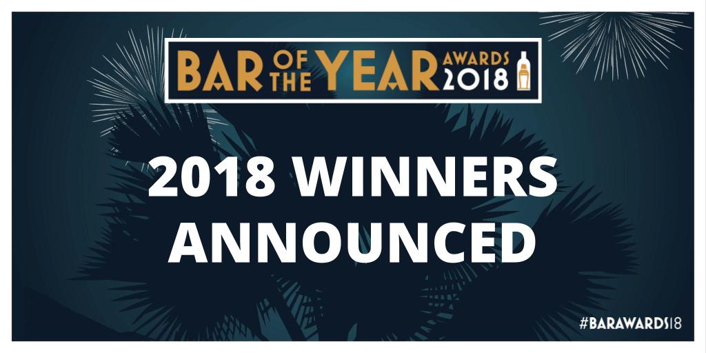 2018 Winners Announced