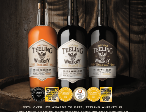 Teeling Whiskey Triumphs with 15 Medals at International Spirit Competitions
