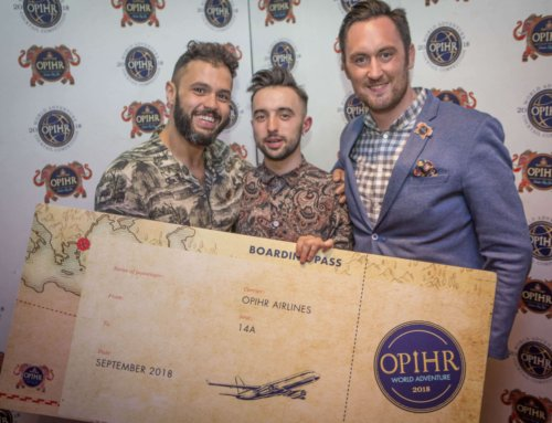 BARTENDER BATTLES IT OUT TO REPRESENT IRELAND AT OPIHR WORLD ADVENTURE COCKTAIL COMPETITION IN ISTANBUL