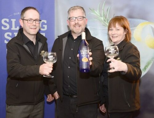Lough Ree Distillery unveils new Sling Shot gin at Taste of Lakelands Food Festival