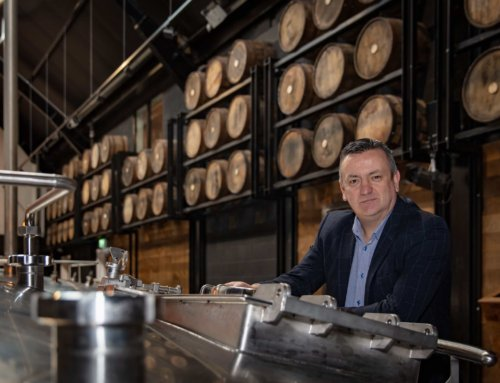 €10M DISTILLERY AND VISITOR EXPERIENCE OPENS CREATING 20 NEW JOBS