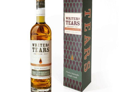 WRITERS' TEARS – COPPER POT TREATED TO A MARSALA CASK FINISH
