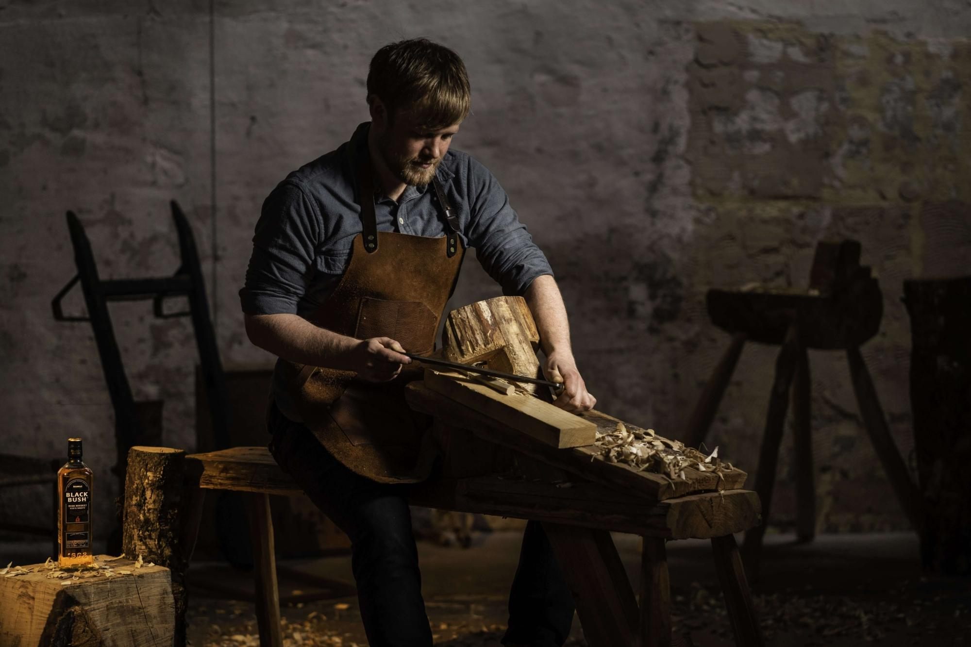 Whiskey and woodcarving workshops taking place in Dublin this July