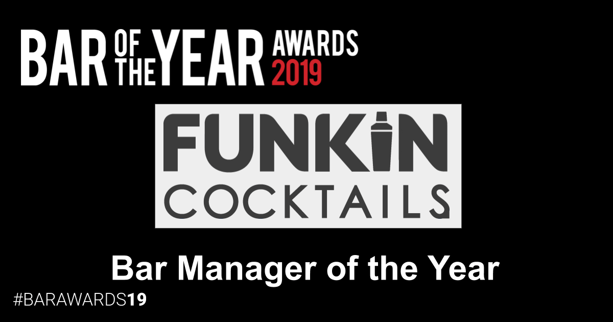 Bar Manager Finalists 2019