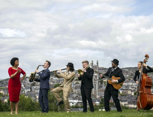 GIANTS OF JAZZ TO HEADLINE 2019 GUINNESS CORK JAZZ FESTIVAL
