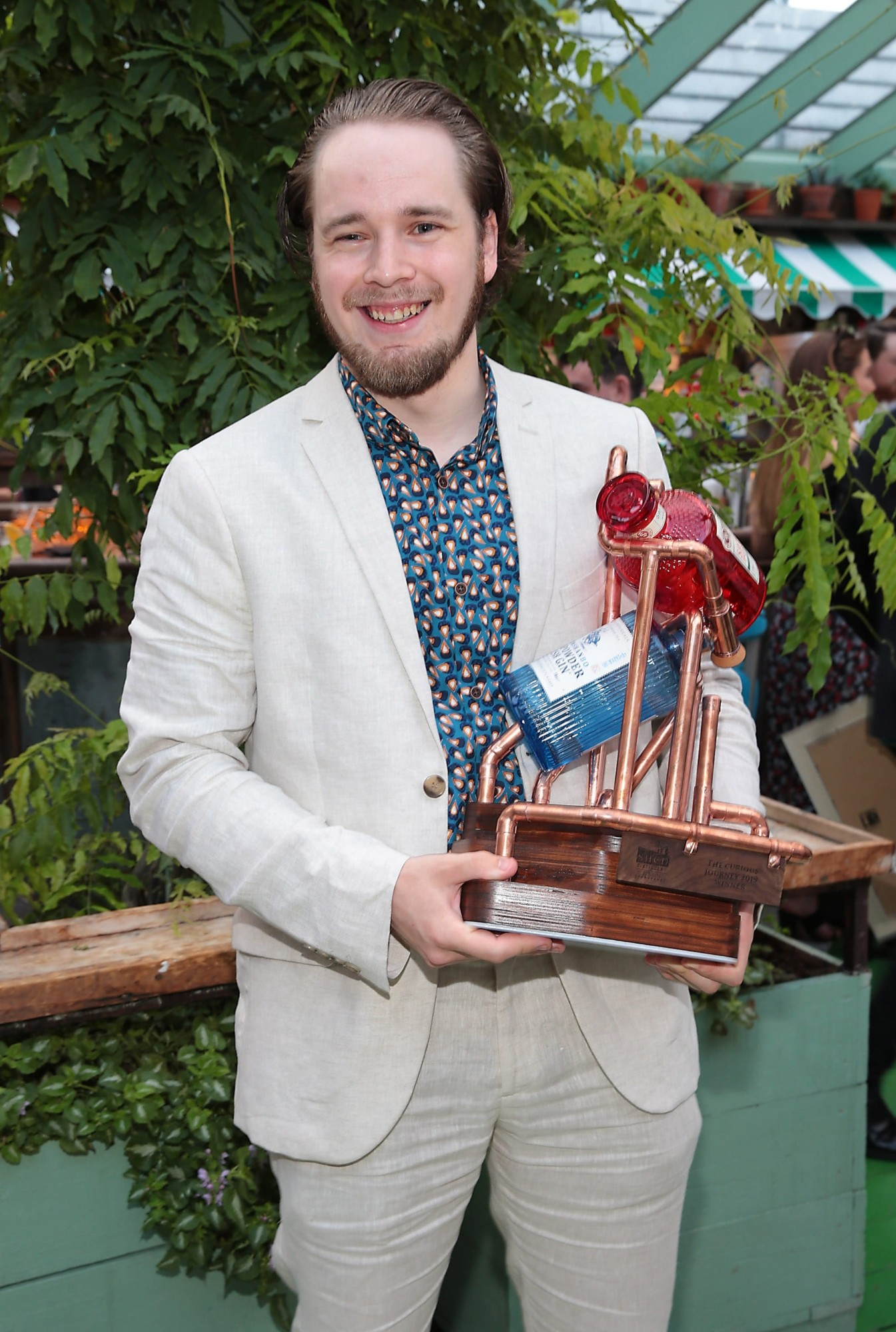 Westbury Head Bartender Wins 2019 The Shed Distillery Curious Journey Cocktail Award