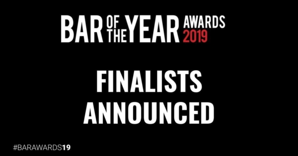 2019 Bar Awards Finalists