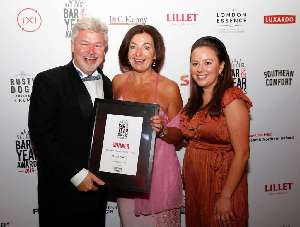 Southern Comfort People's Choice Award
