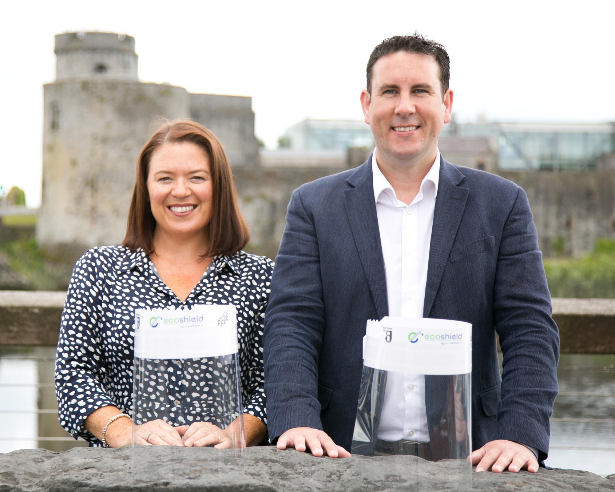 EcoStraws.ie launches the world's first plastic-free PPE in Ireland View Larger Image
