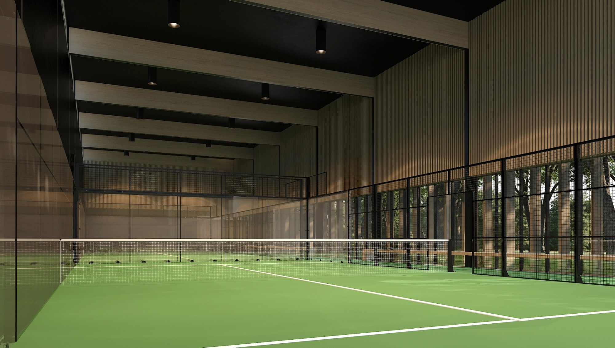Adare Manor is delighted to announce plans to launch The Padel Club