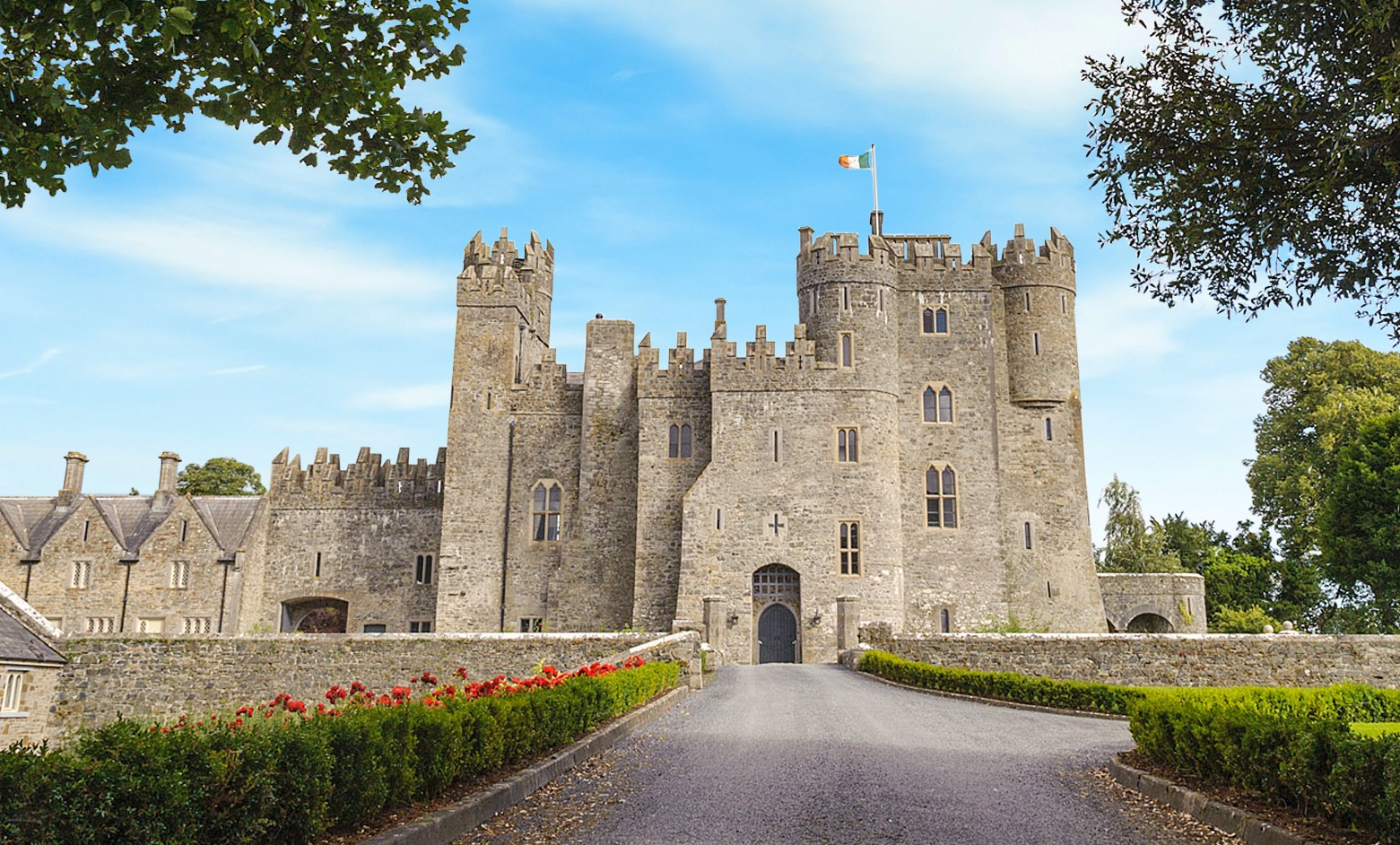 Kilkea Castle partners with Mavrix to provide world-class facility for Virtual Conferencing