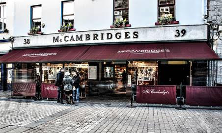 Shop Local online with McCambridges this Christmas