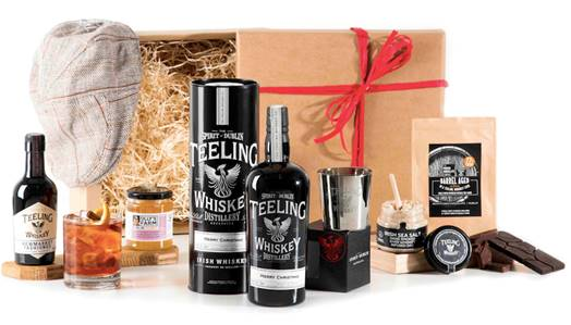 Your Christmas Gift selection from Teeling Whiskey  All available online!