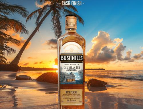 BUSHMILLS® IRISH WHISKEY UNVEILS BRAND NEW CARIBBEAN RUM CASK FINISH